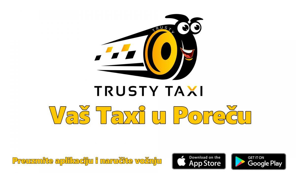 Taxi porec